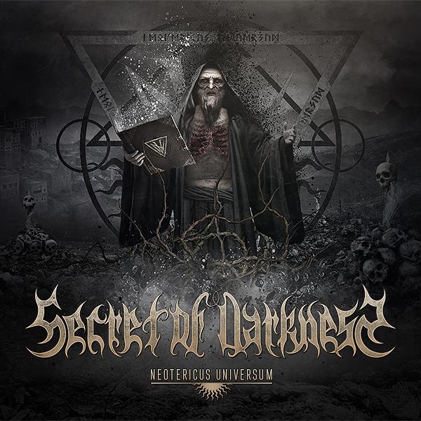 CD Digipack - Neotericus Universum (2014)